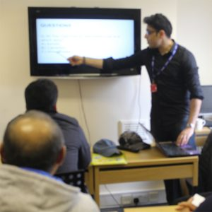 taxi knowledge test training