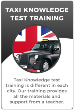 Wolverhampton Taxi Knowledge Test